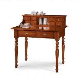 Rustikální psací stůl s šuplíky