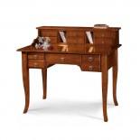 Vintage psací stůl s šuplíky