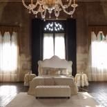 Luxusní postel Sissi