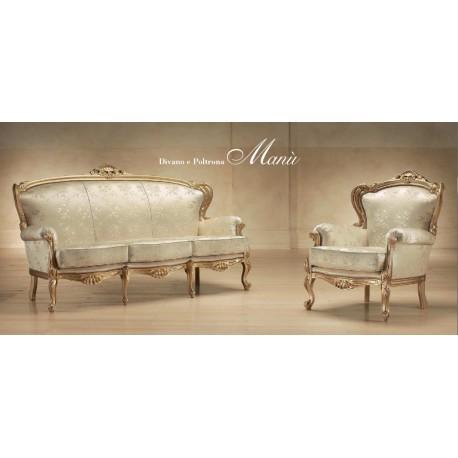 Sedací nábytek  Manù