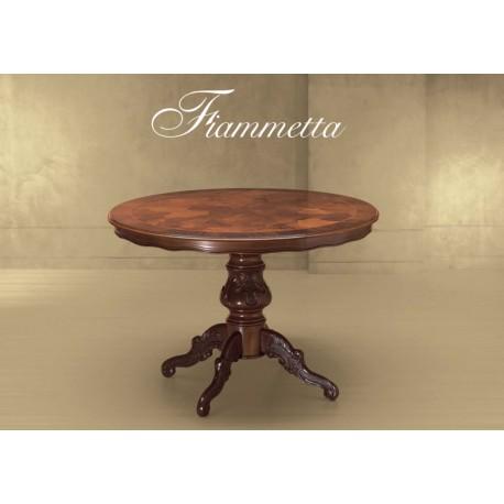 Kulatý jídelní stůl Fiammetta