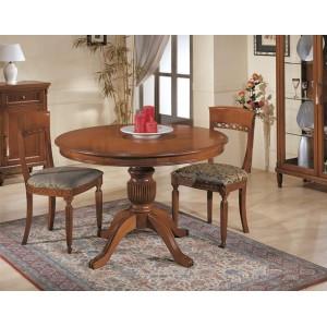 Kulatý jídelní stůl
