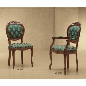 Židle Ovale Intagliata