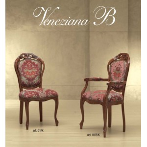 Židle Veneziana B