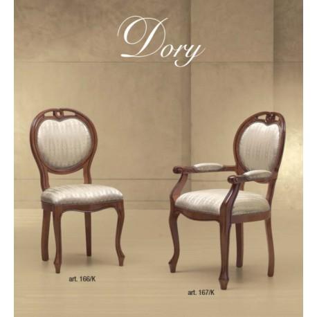 Židle Dory