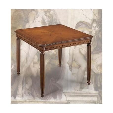 Jídelní stůl s intarsií