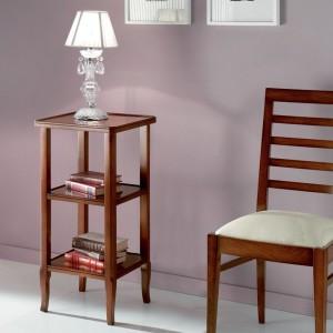 Květinový stolek, etažér