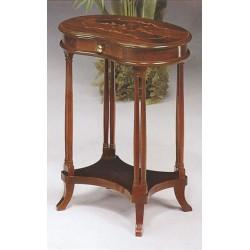 Květinový stolek s intarzií FR/183