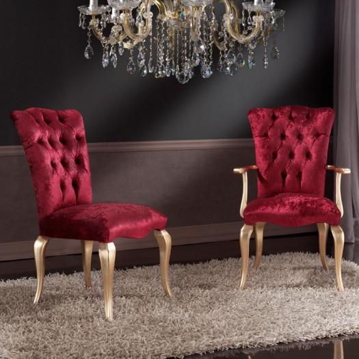 Luxusní židle Metropol