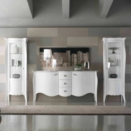 Elegantní sestava do obývacího pokoje