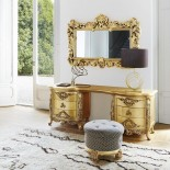 Luxusní toaletní stolek Aura