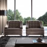 Elegantní sedací souprava