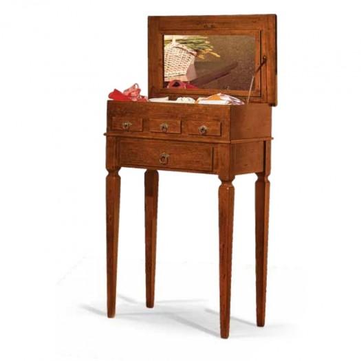 Rustikální toaletní stolek