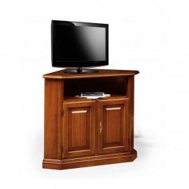 Rohový TV stolek
