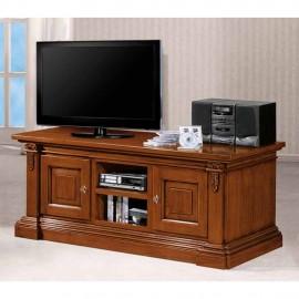 Masivní TV stolek